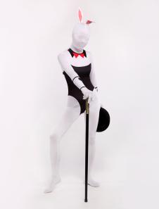 Lycra Spandex Stylish Multicolor Sexy Bunny Zentai Suits