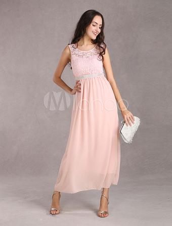 Rosafarbenes kleid welche schuhe